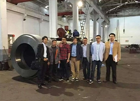 Okaya Co., Ltd. and our company signed the intention contract